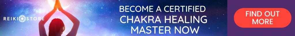 Devenez un maître certifié de la guérison des chakras