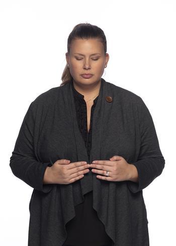 Positions des mains Reiki